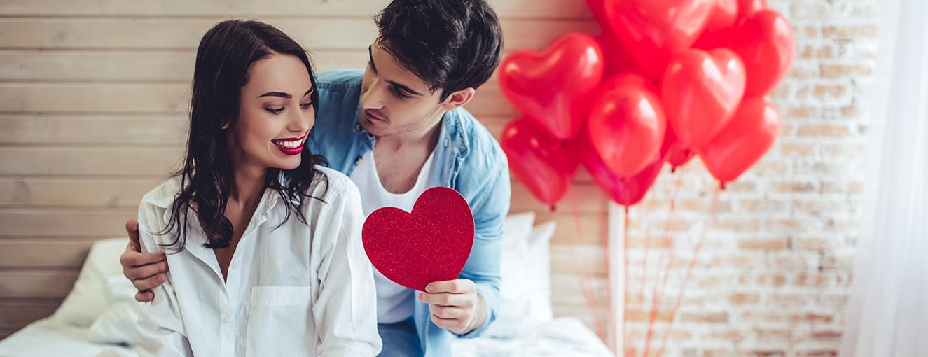 San Valentino, le idee che non ti aspetti