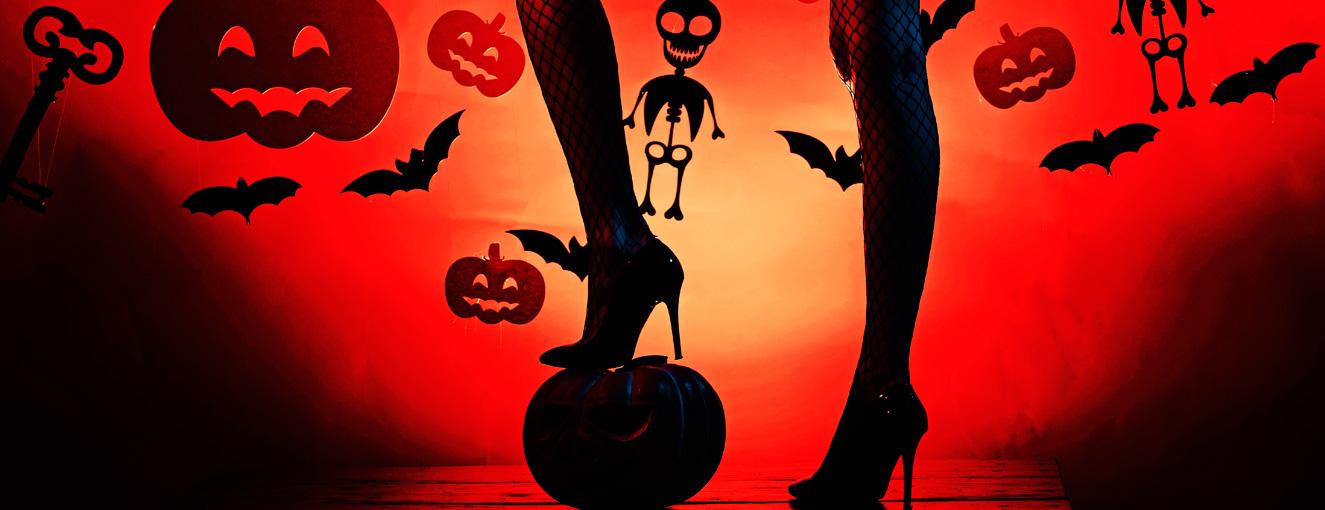 Halloween in casa, brivido puro!