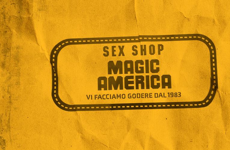 Magic America Sex Shop Milano 1983
