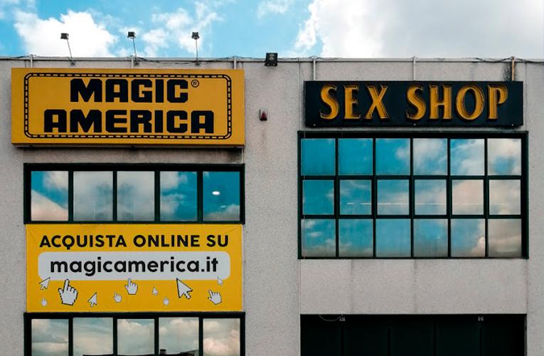 Magic America Sex Shop Milano