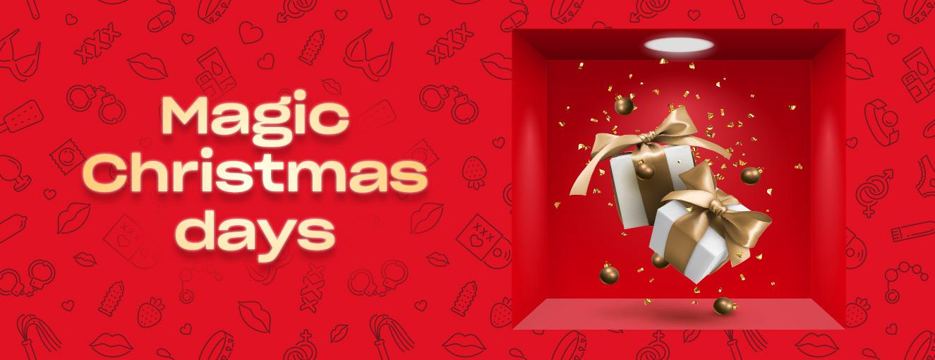 Magic Christmas: 24 giorni di sorprese
