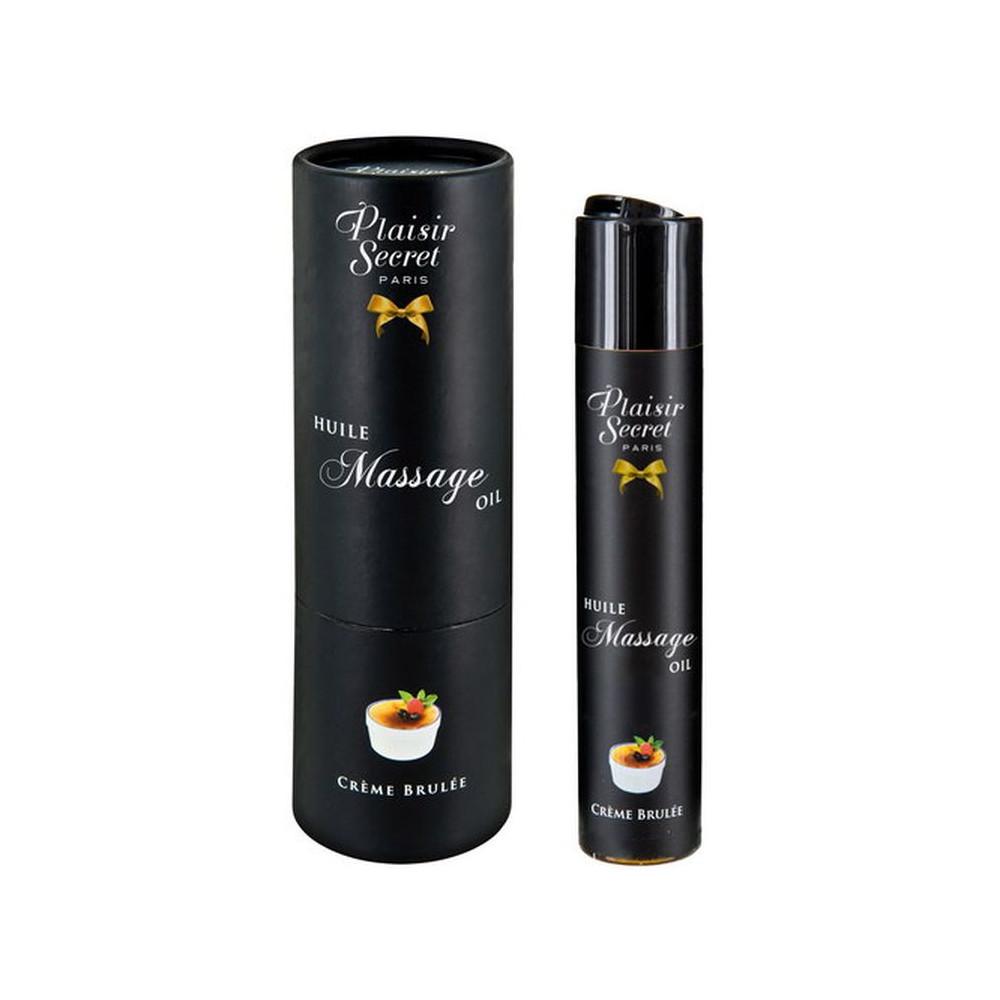 Olio Plaisir per massaggio alla creme brulee – 59ML