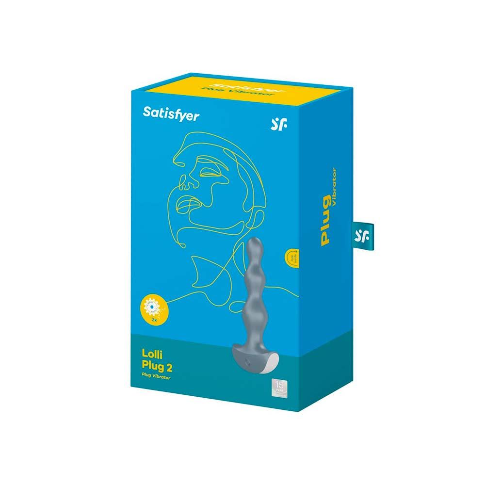 Lolli-Plug 2 (ice blue)