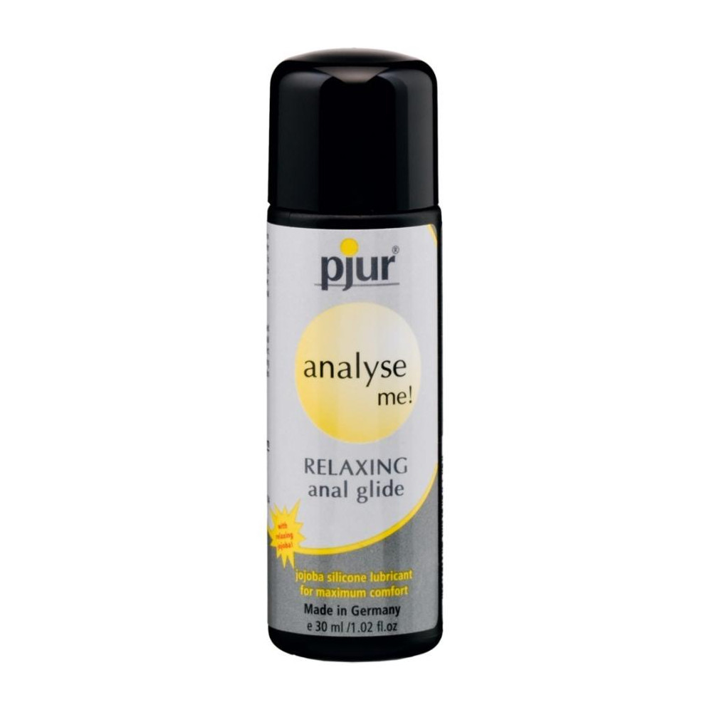 Pjur Relaxing anal glide 30 ml – Silicone